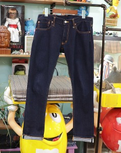 DENIME C2752 Selvage Denim Pants ~30사이즈 !!!